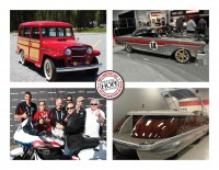 Barrett-Jackson To Sell Four Charity Vehicles Benefiting Veterans At The 3rd Annual Hot August Nights Auction
