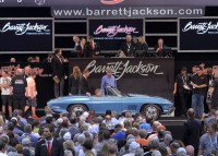 Barrett-Jackson Delivers Explosion of Excitement in Reno with 100 Percent Sell-Through Rate, Increased Attendance and $100,000 Barrett-Jackson Cup Competition