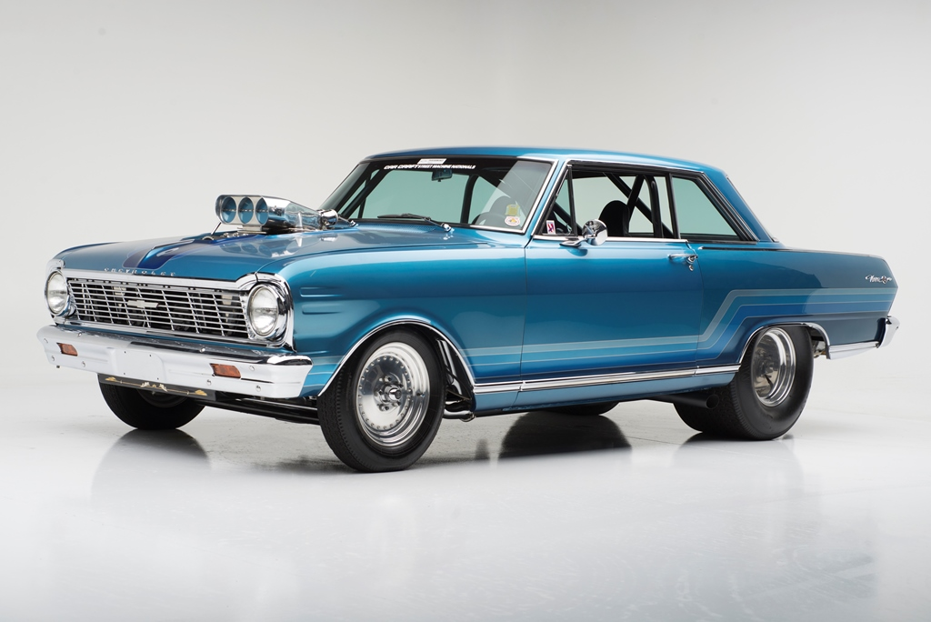 Rick Dobbertin's famous Nova kicked the Pro Street movement into overdrive.