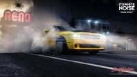Pennzoil-Sponsored Stunt Driver Rhys Millen Roars Into Reno To Deliver Barrett-Jackson Cup In 2015 Hellcat