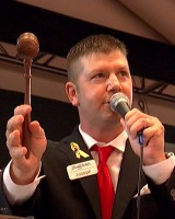 Barrett-Jackson Announces Change In Auctioneer Team At 2015 Hot August Nights Auction In Reno
