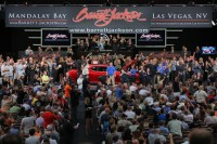BARRETT-JACKSON AUCTION TO LIGHT UP LAS VEGAS STRIP WITH CUSTOM, MUSCLE AND CLASSIC VEHICLES