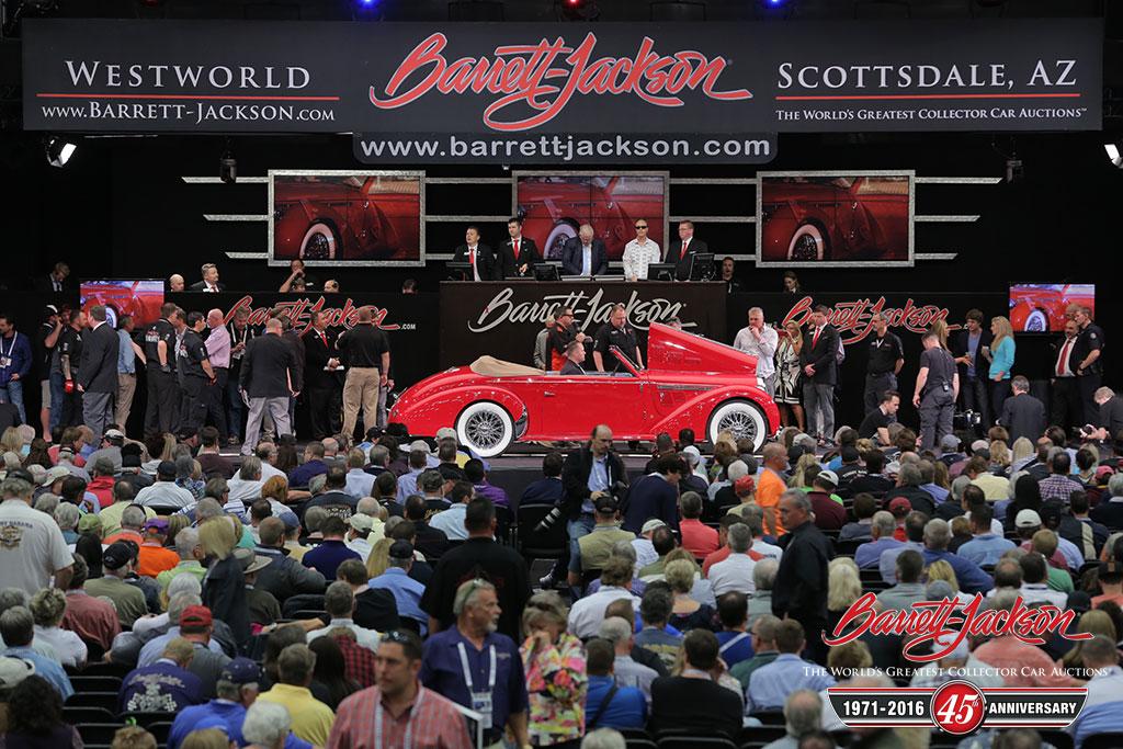 Lot #1383 – 1947 Talbot-Lago T-26 Worblaufen Cabriolet - $715,000
