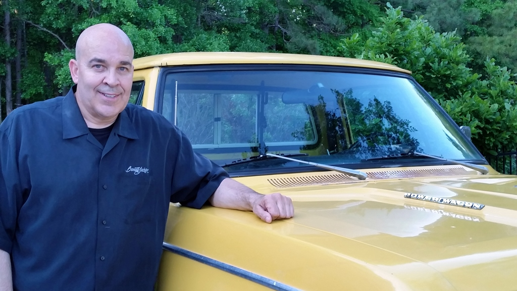 Barrett-Jackson Automotive Expert David Wise