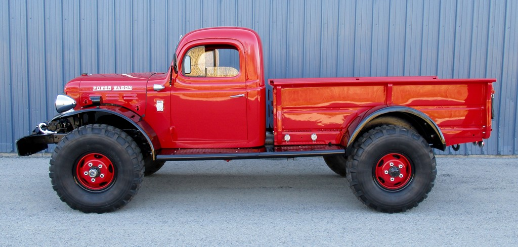 This 1953 Power Wagon (Lot #633) formerly owned by actor Tom Selleck is headed for the auction block at the inaugural Northeast Auction.