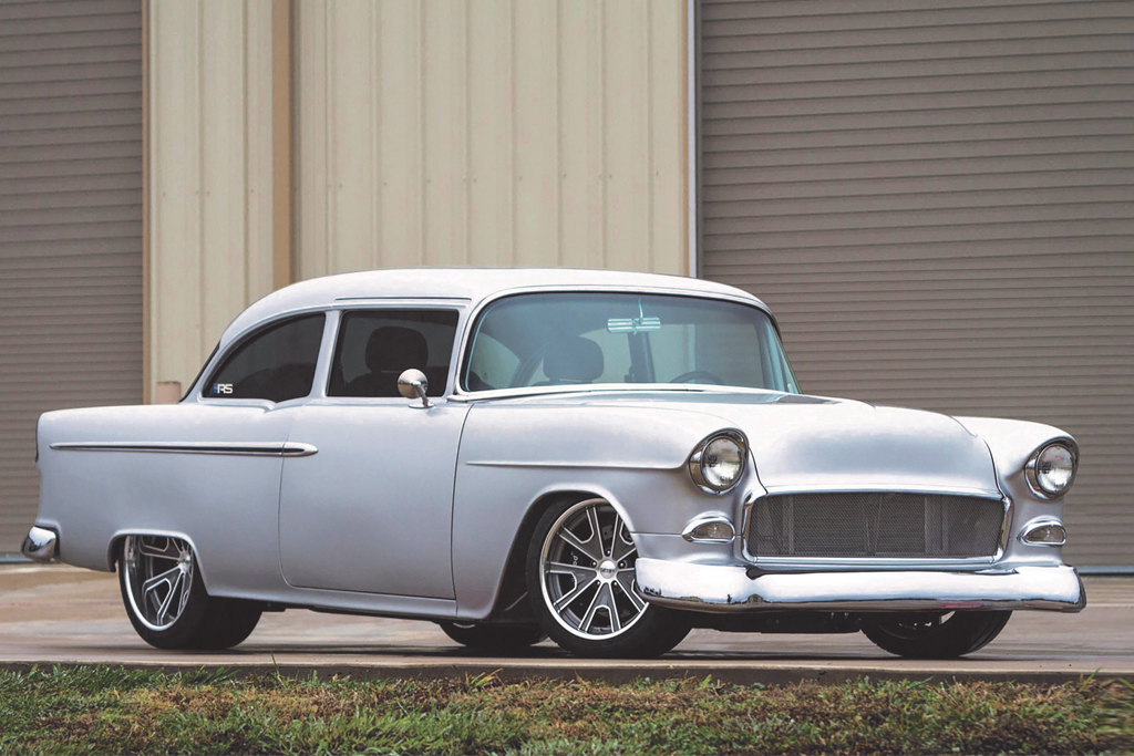 1955 Chevrolet 150 Custom 2-Door Post - $104,500