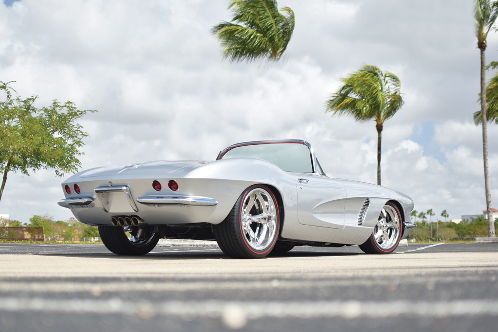 1962 Chevrolet Corvette LS3 Custom Convertible - $236,500