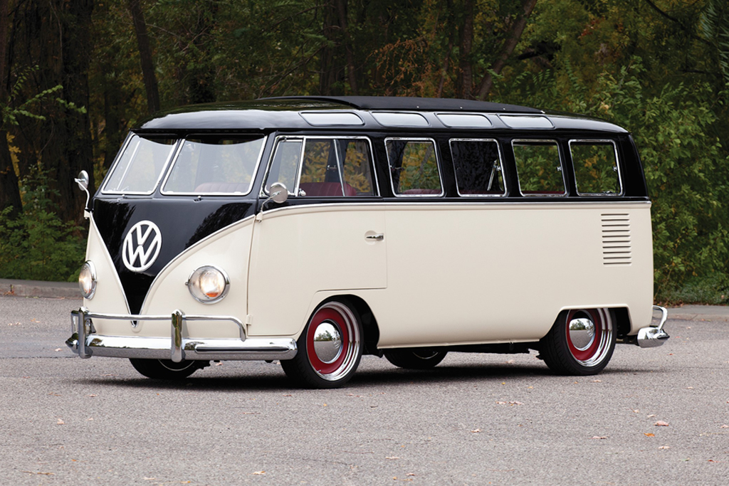 1965 Volkswagen Type II 21-Window Deluxe Bus - World Record - $302,500