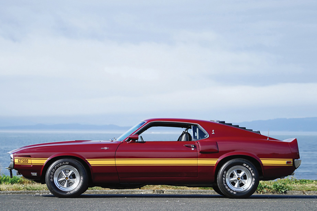1969 Shelby GT500 Fastback - $99,000