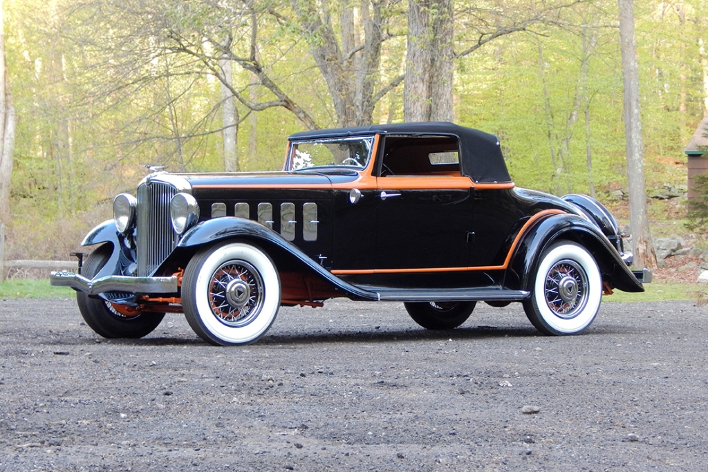 Lot 695 1932 Hudson Roadster
