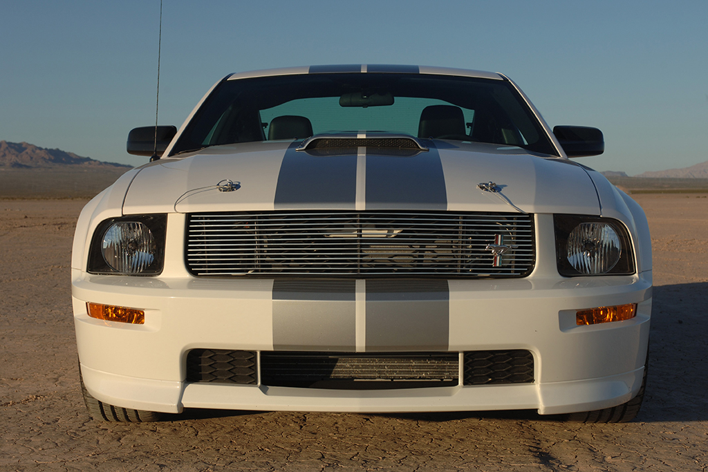 2007 Ford Shelby GT Concerpt Car_front