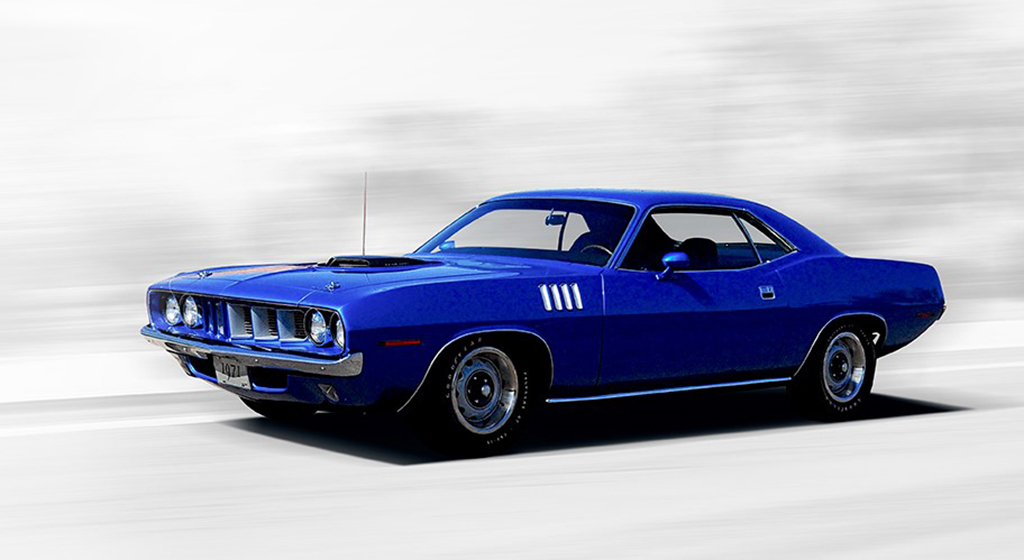 This 1971 Plymouth HEMI 'Cuda, which will sell at No Reserve at the Barrett-Jackson Las Vegas Auction on October 19-21, has all the desirable options and documentation Mopar collectors treasure.
