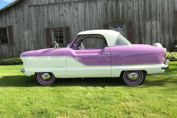 Lot 55 - 1955 Nash Metropolitan_sideprofile