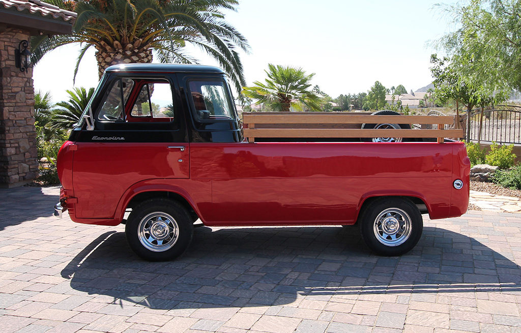 Lot # 63.1 - 1963 Ford Econoline Pickup