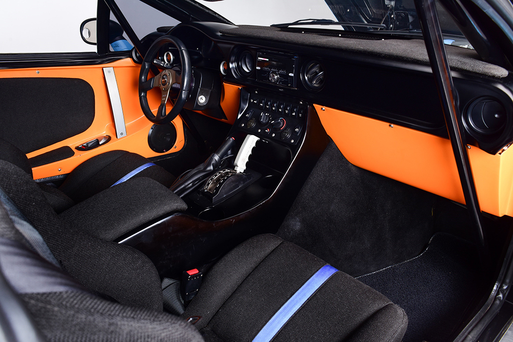 Lot 672 - Local Motors Rally Fighter_Interior