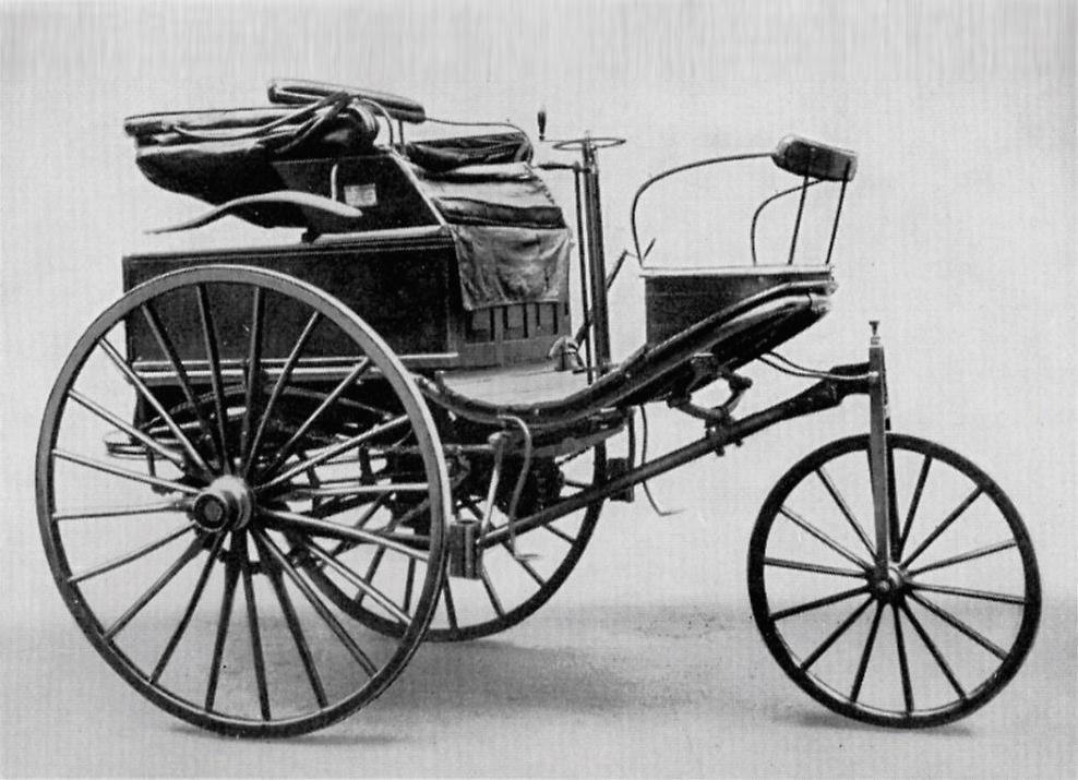 Mercedes-Benz, Patent, Motorwagen