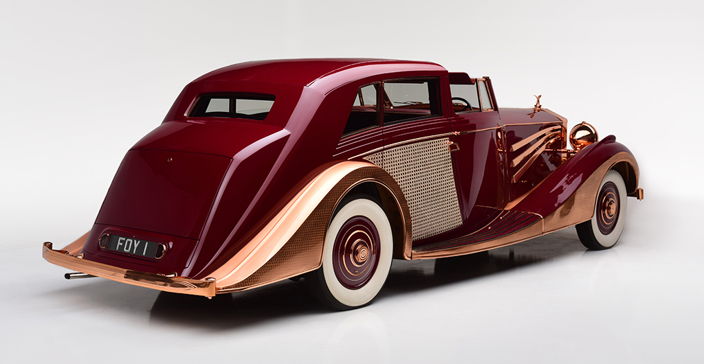 1937 Rolls-Royce Phantom III Sedanca de Ville_rear3-4