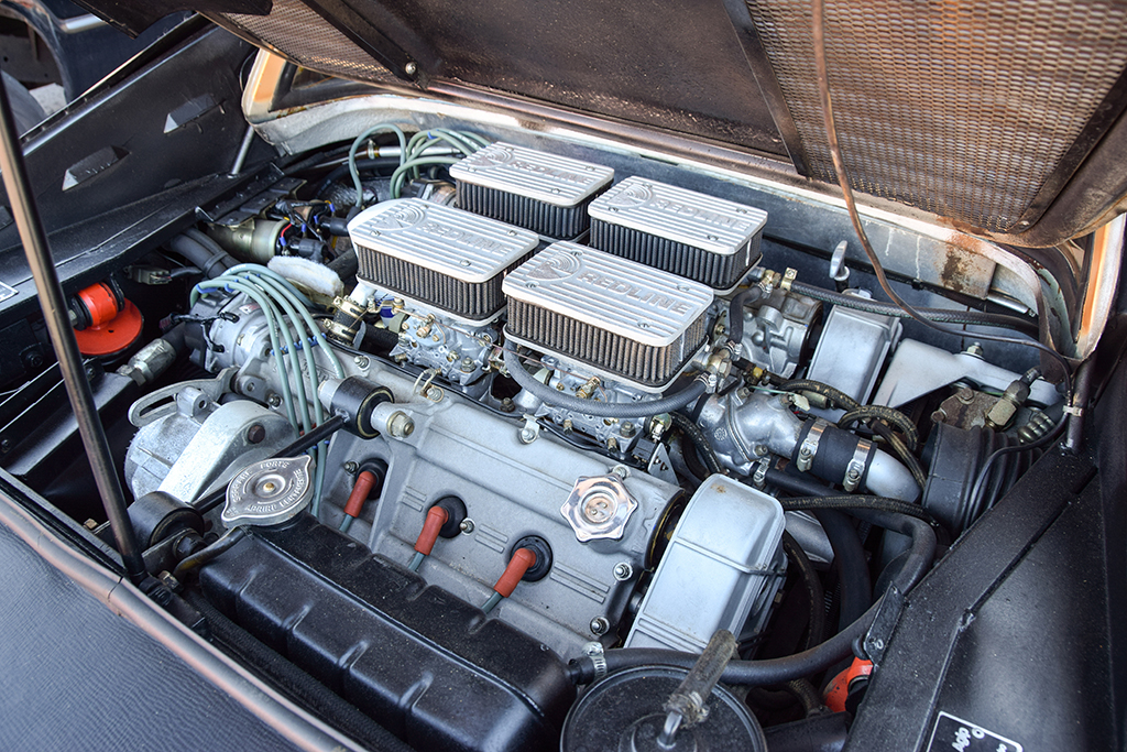 Lot 1379 - George Barris 1978 Ferrari 308 GTS Custom Targa_Engine