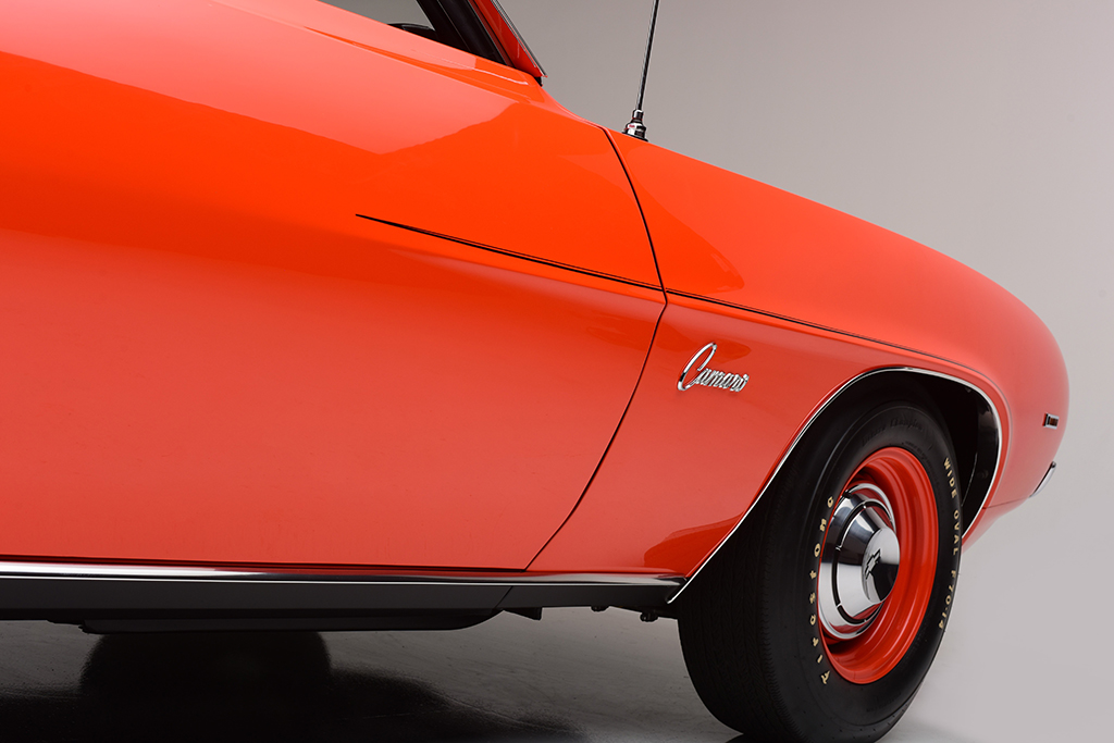 Lot 1409 - 1969 Chevrolet Camaro ZL1 - detail2