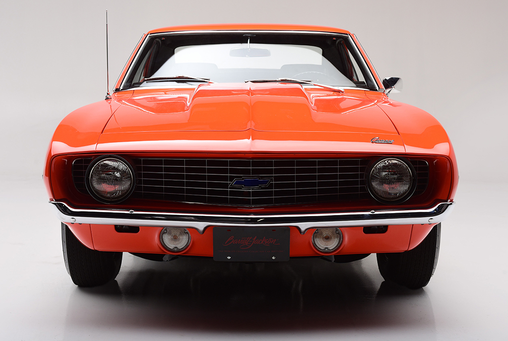 Lot 1409 - 1969 Chevrolet Camaro ZL1 - front