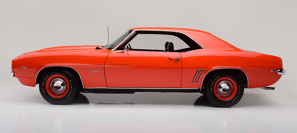 1969 Chevrolet Camaro ZL1 COPO