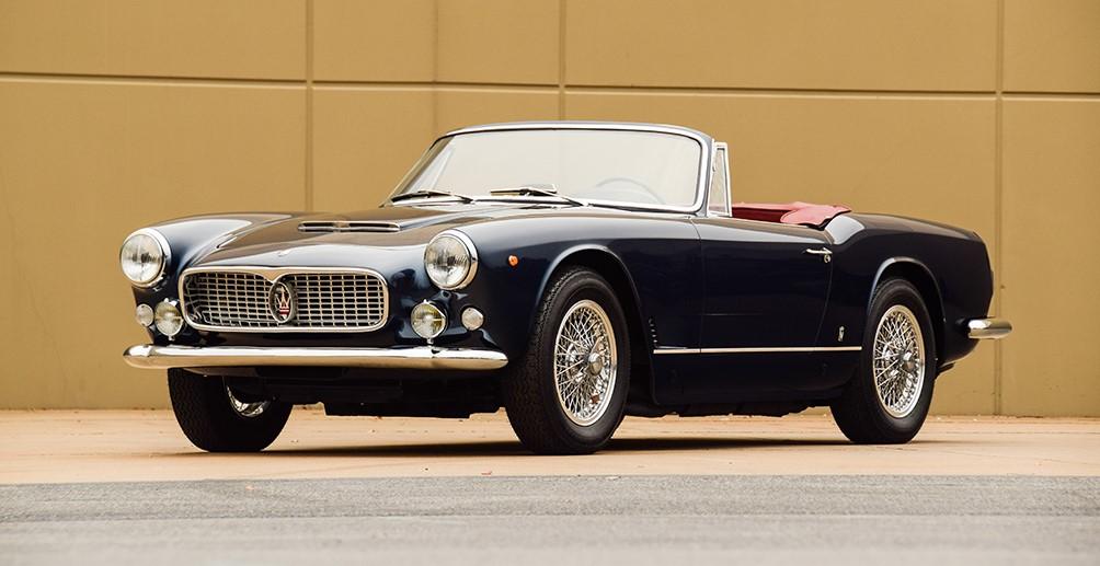 1963 Maserati 3500 GT Spyder