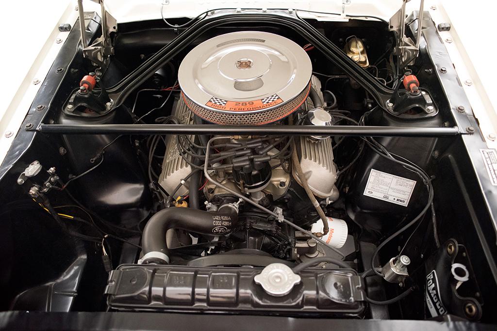 Lot 1407 - 1965 Shelby GT350
