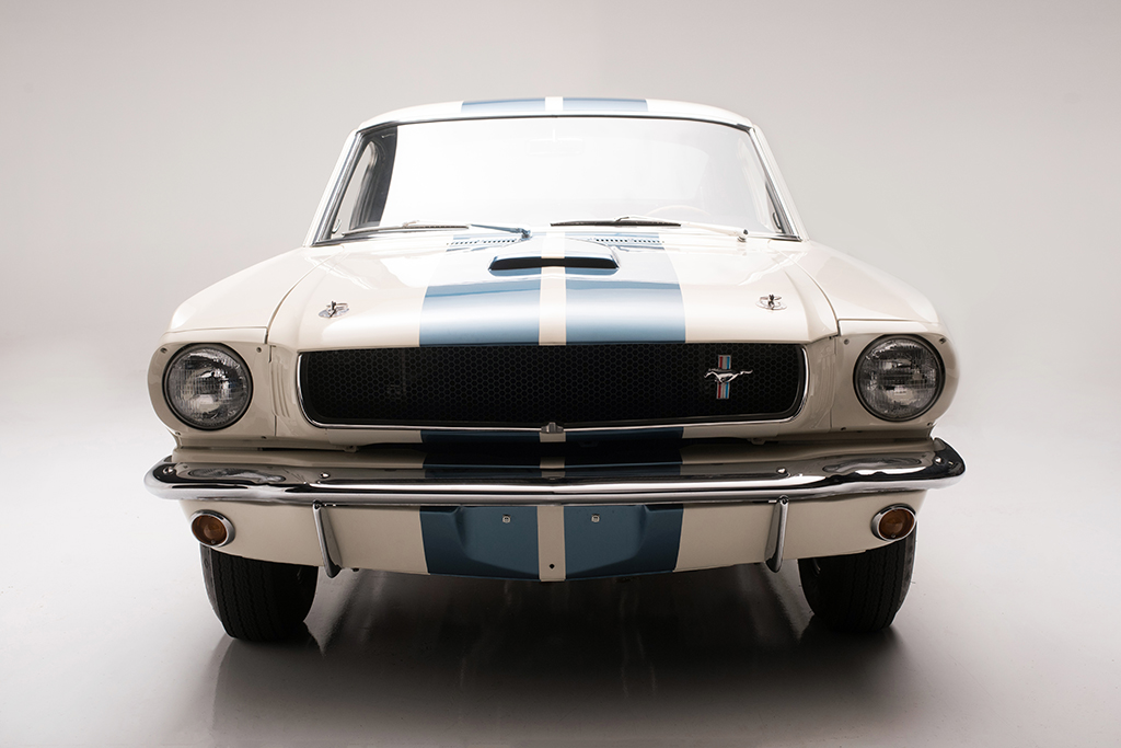 Lot 1407 - 1965 Shelby GT350_front