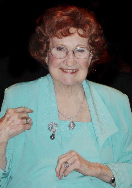 Nellie Jackson  August 7, 1919 – February 10, 2010
