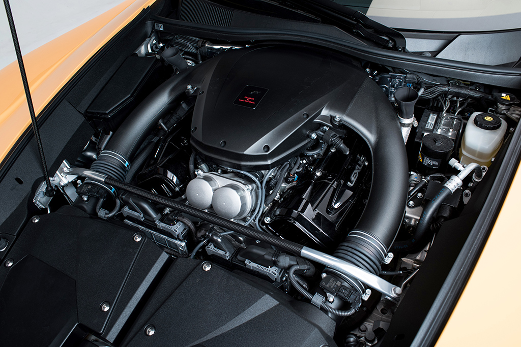 2012 Lexus LFA Nurburgring Edition_Engine