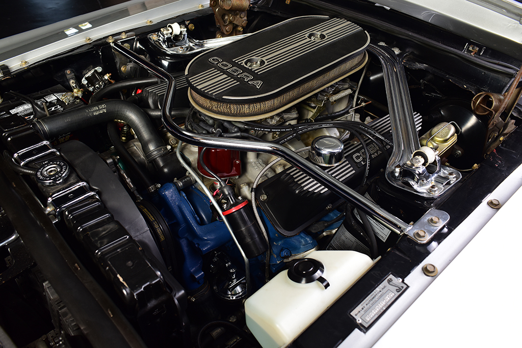 Lot 714 - 1968 Shelby GT500 Convertible_Engine
