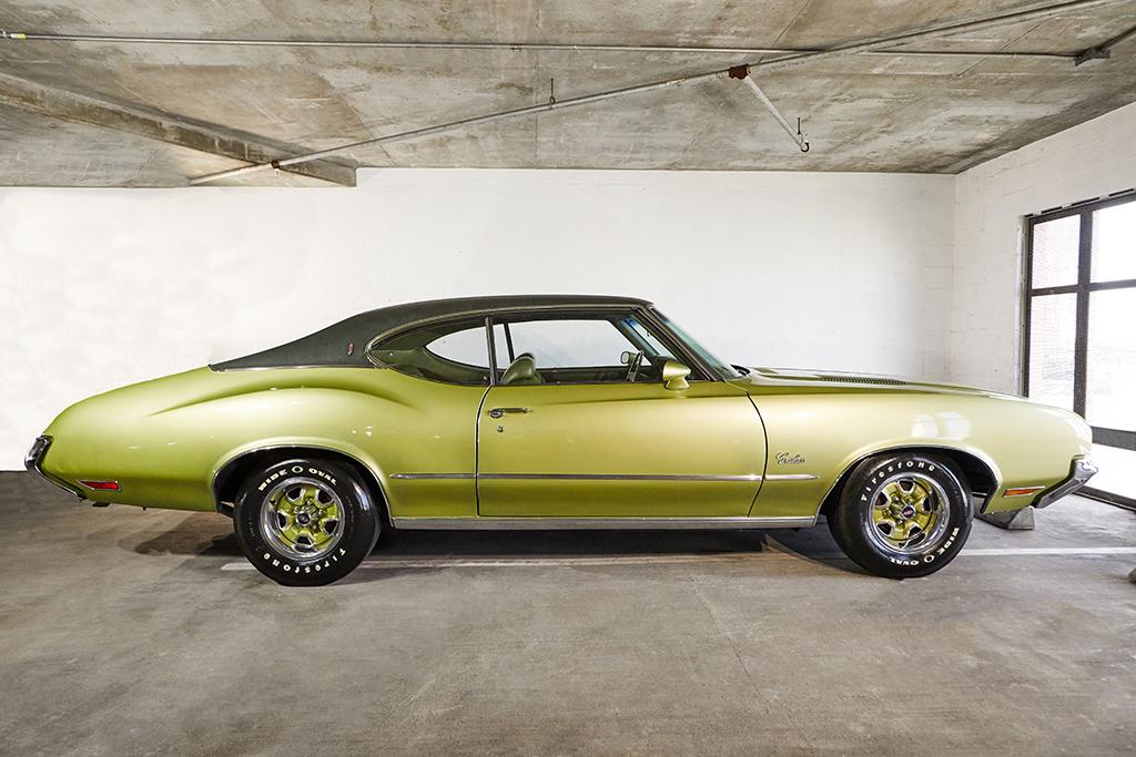 Lot #958 - 1971 Oldsmobile Cutlass S