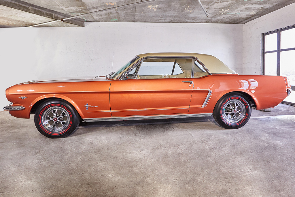 Lot #959 - 1965 Ford Mustang