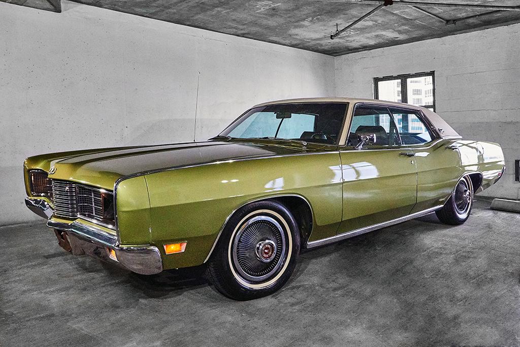 Lot #963 - 1970 Ford LTD