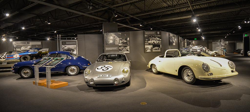 The Revs Institute Porsche