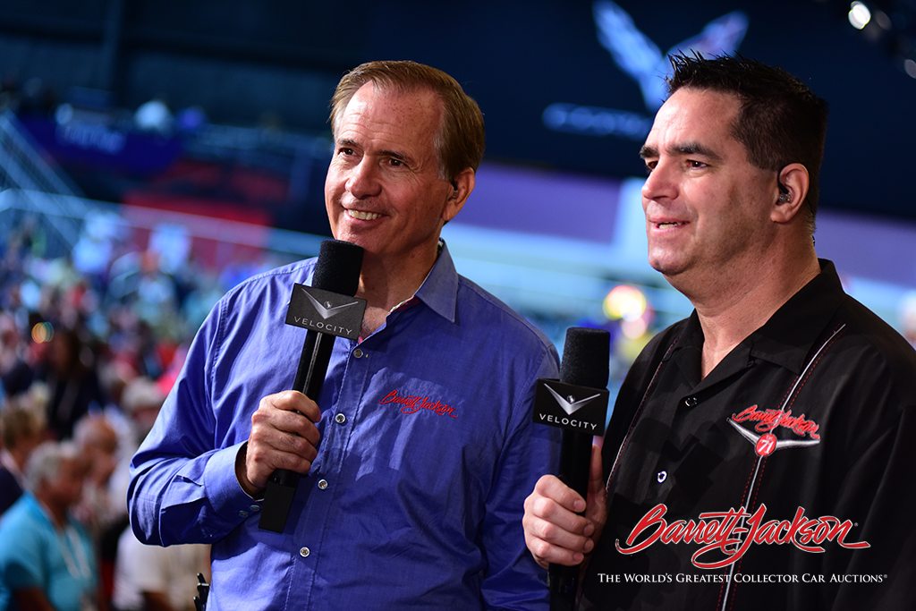 Velocity's Rick DeBruhl and Steve Magnante.