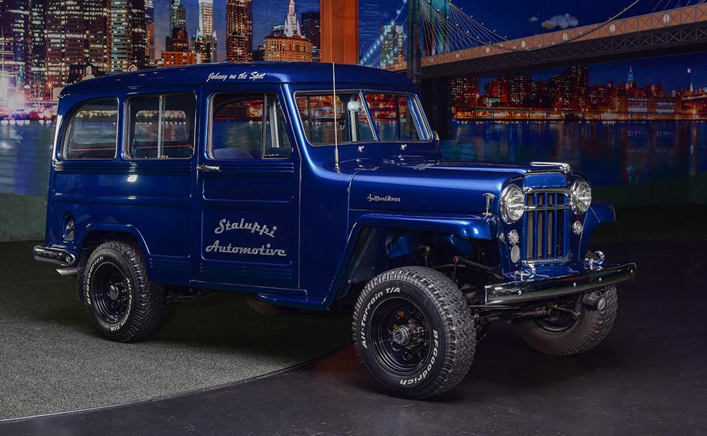1954 Willys Custom Wagon
