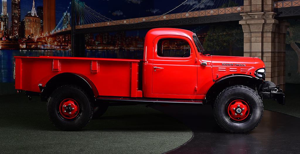 1974 Dodge Power Wagon Pickup