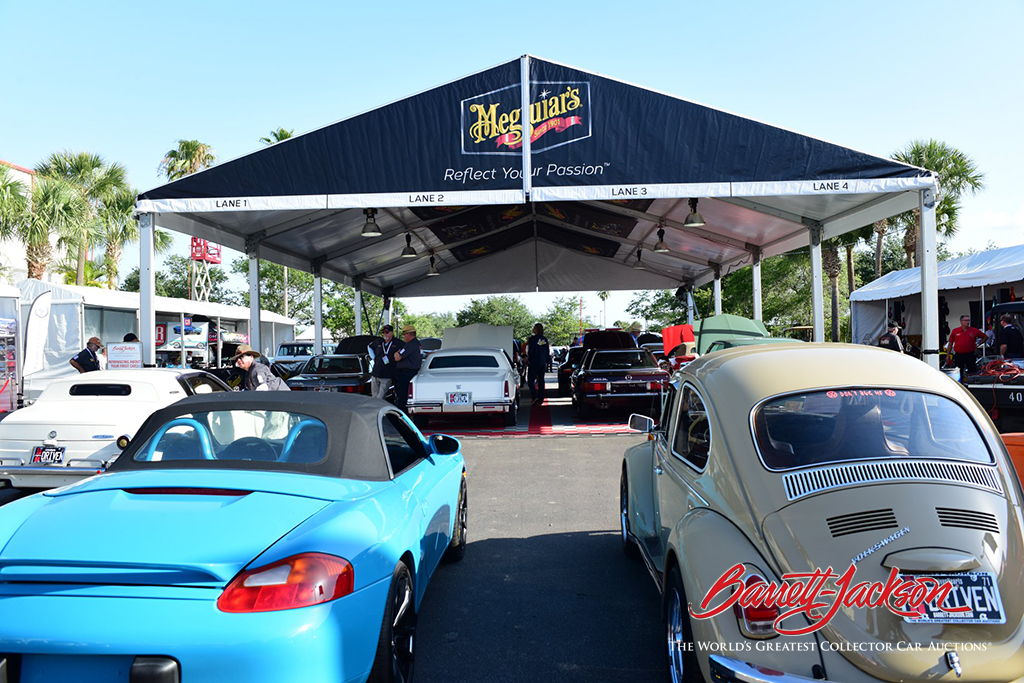 Staging-lanes