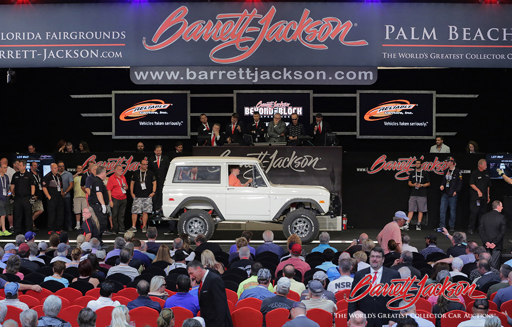 LOT #947 – 1974 FORD BRONCO