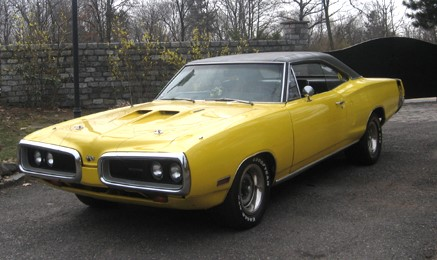 Lot 649 - 1970 Dodge Coronet Super Bee from 25th Hour_Front34