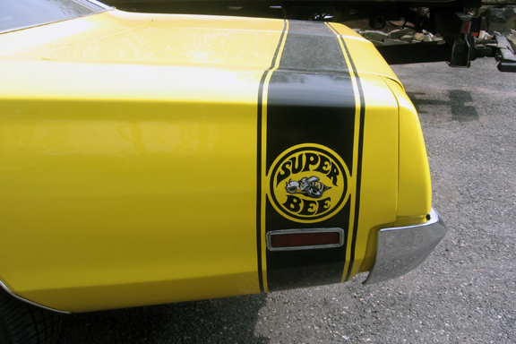 Lot 649 - 1970 Dodge Coronet Super Bee from 25th Hour_detail