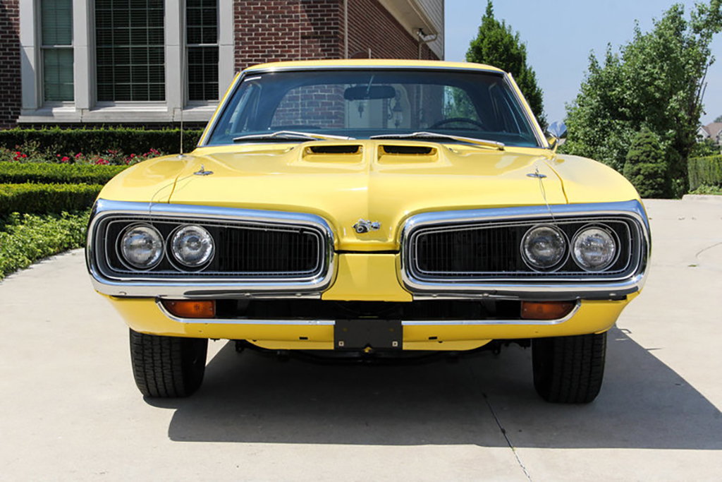 1970 Dodge Coronet Super Bee Edward Norton Spike Lee 25th Hour