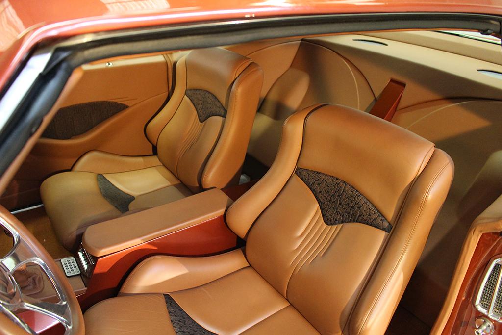 Lot 655 - 1969 Chevrolet Camaro Custom Coupe_interior