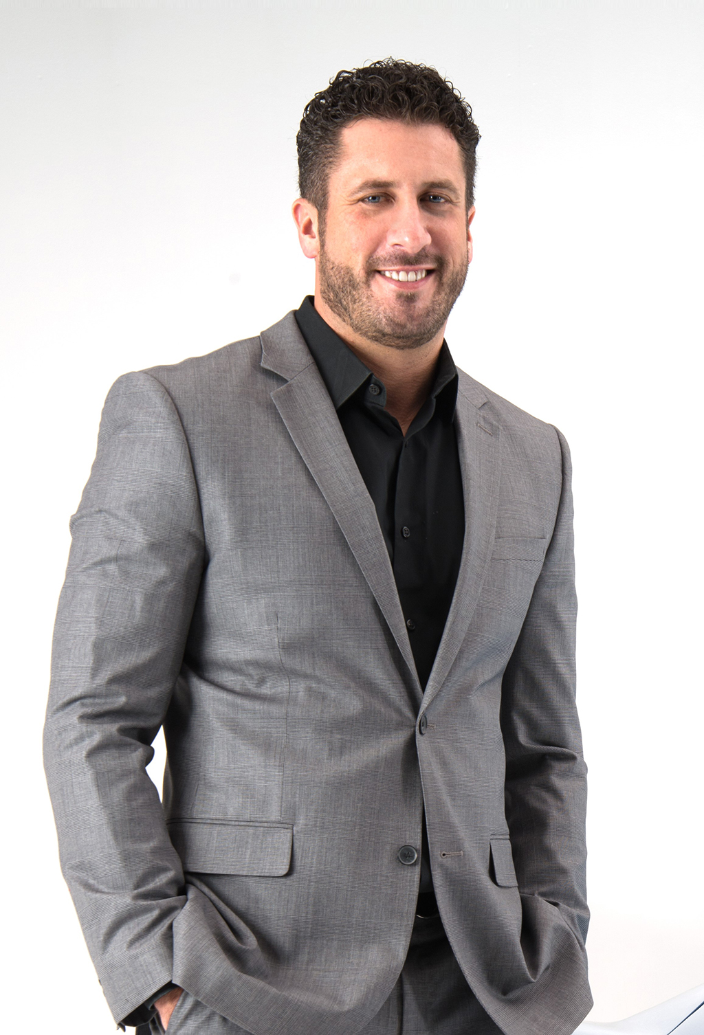 Barrett-Jackson Executive Vice President and General Manager Nick Cardinale