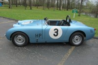 LOT #1019.1 – A BONNY BUGEYE SPRITE: Once owned by Carroll Shelby, this 1959 Austin-Healey has racing provenance to boot